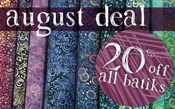 Aug2020-Batiks